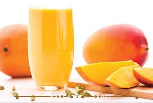 Mango Mandarin Scented Candles