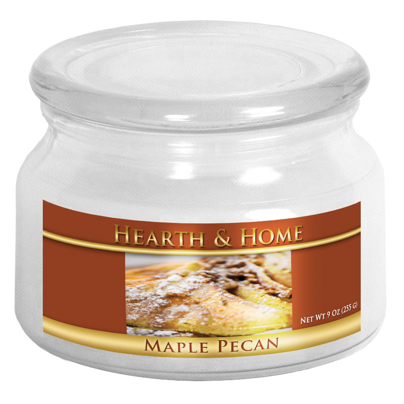 Maple Pecan - Small Jar Candle