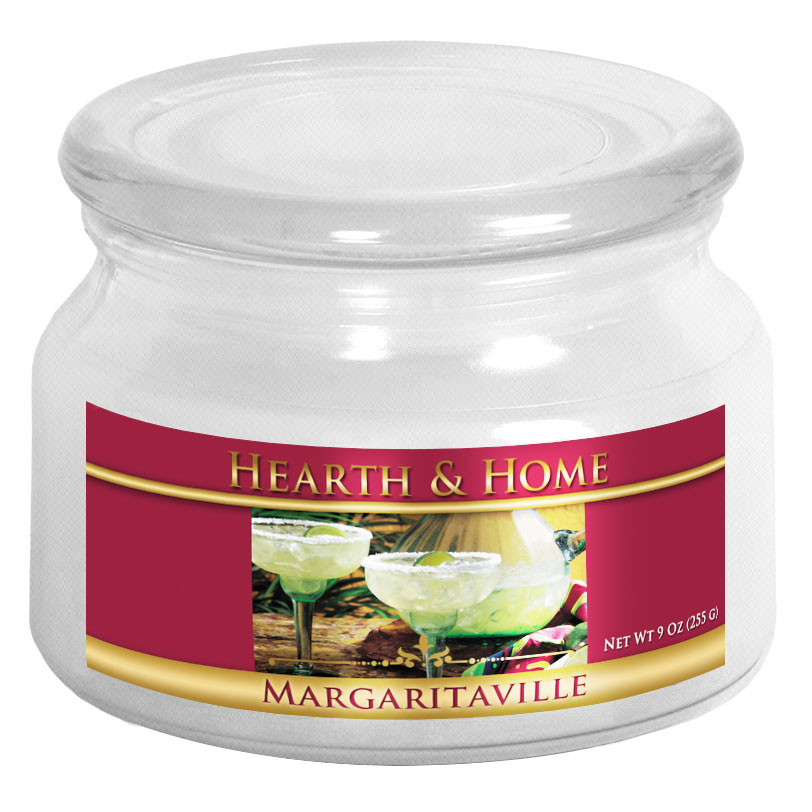 Margaritaville - Small Jar Candle