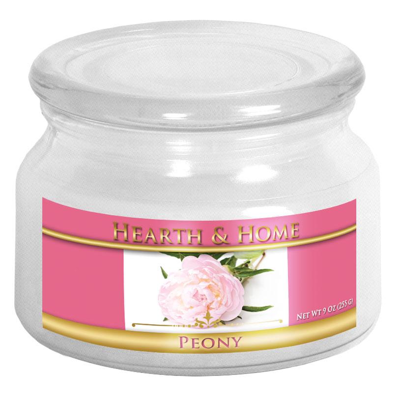 Peony - Small Jar Candle