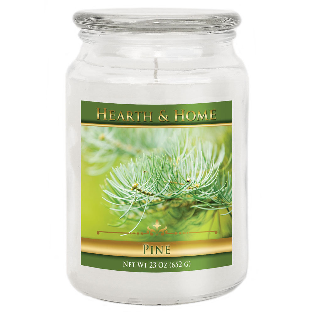 Pine - Large Jar Candle