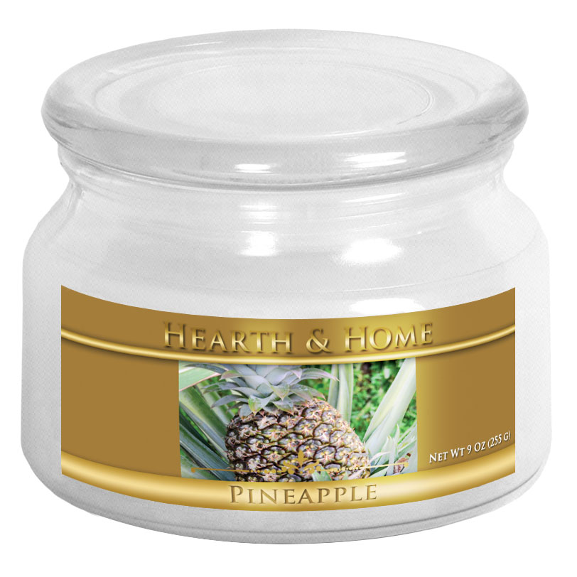 Pineapple - Small Jar Candle