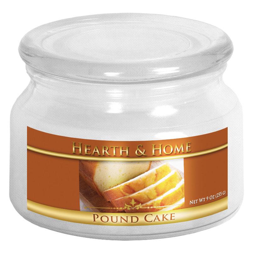 Pound Cake - Small Jar Candle