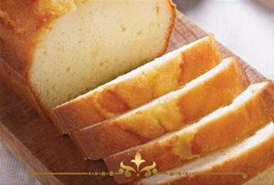 Pound Cake Scented Candles