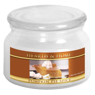 Pumpkin Pie Spice - Small Jar Candle