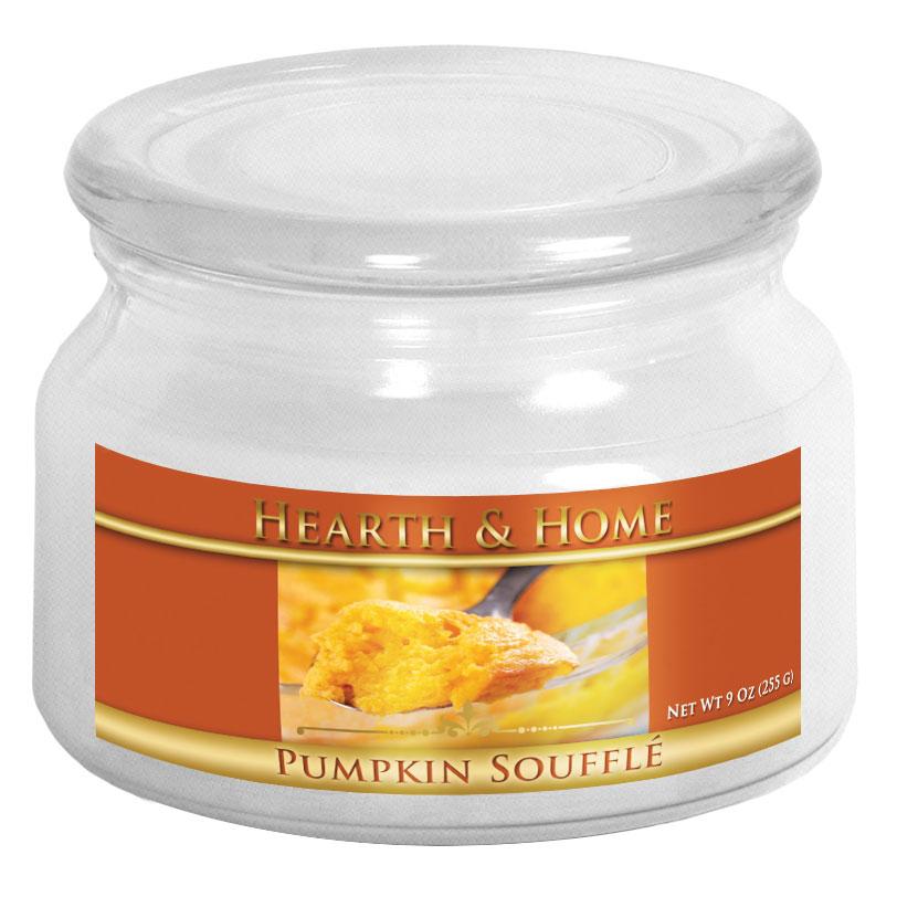 Pumpkin Soufflé - Small Jar Candle