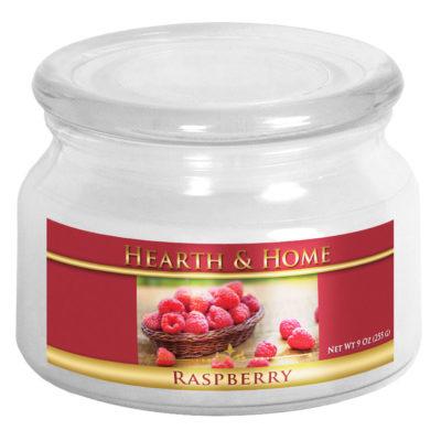 Raspberry - Small Jar Candle