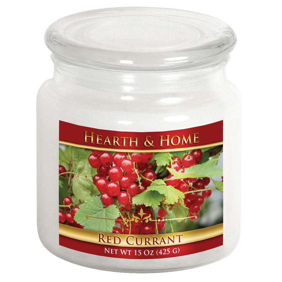 Red Currant - Medium Jar Candle