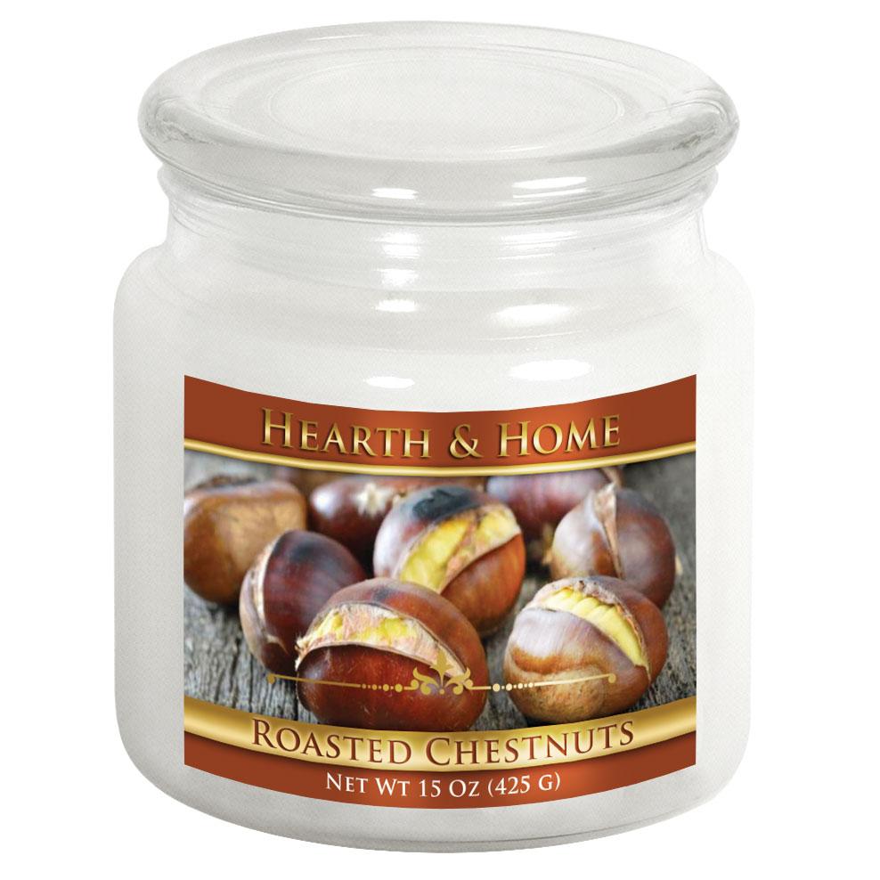 Roasted Chestnuts - Medium Jar Candle