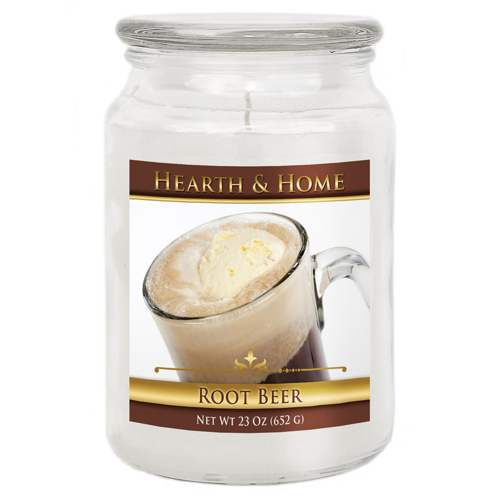 Root Beer - Large Jar Candle