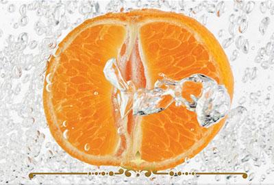 Sparkling Mandarin Tangerine
