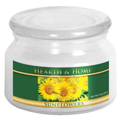 Sunflowers - Small Jar Candle