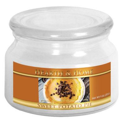 Sweet Potato Pie - Small Jar Candle
