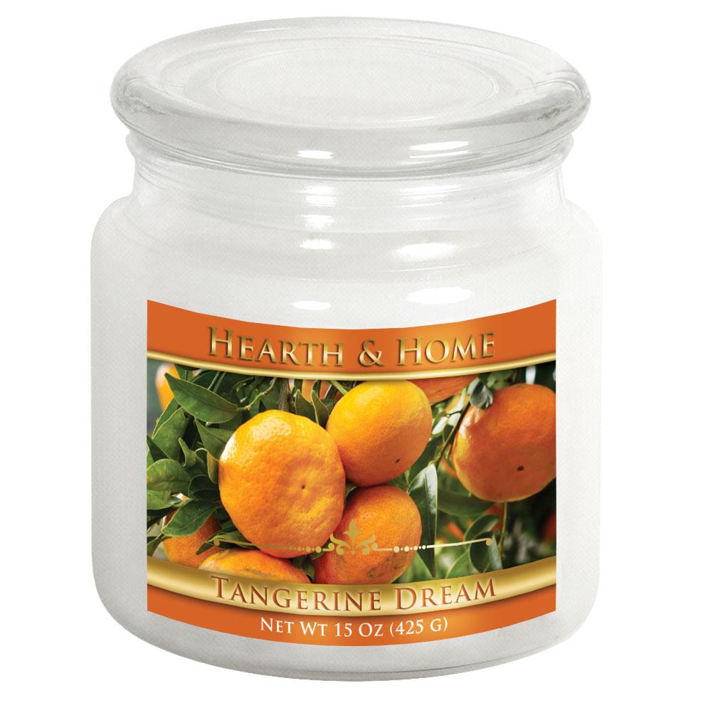 Tangerine Dream - Medium Jar Candle