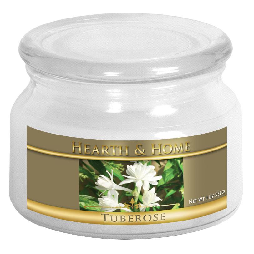 Tuberose - Small Jar Candle