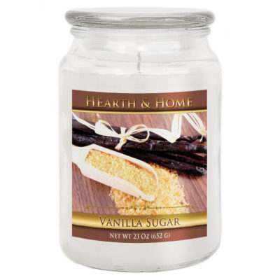 Vanilla Sugar - Large Jar Candle