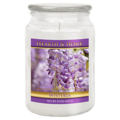 Wisteria - Large Jar Candle