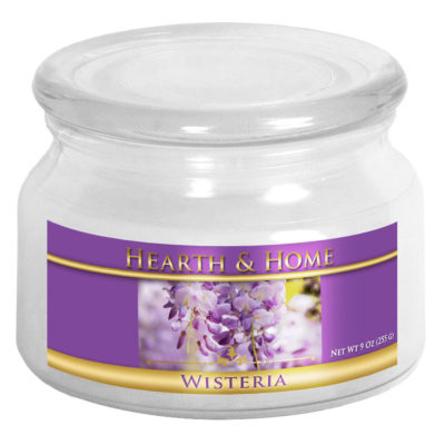 Wisteria - Small Jar Candle