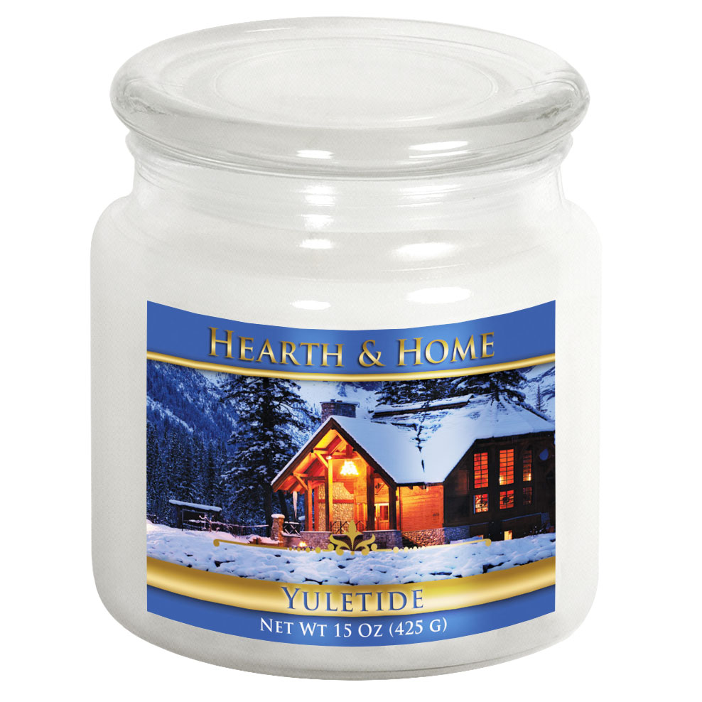 Yuletide - Medium Jar Candle