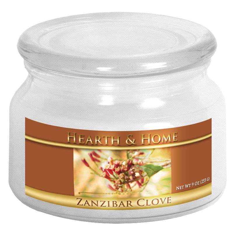 Zanzibar Clove - Small Jar Candle