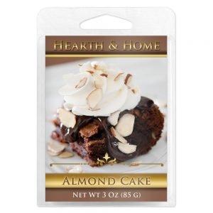 Almond Cake Wax Melt 3oz